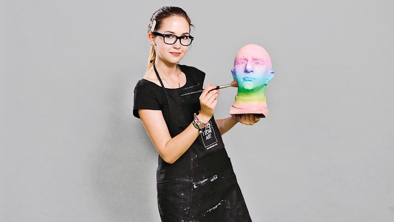 Maskenbildner
