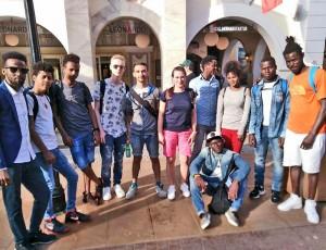 Ausflug der VAB-O: Gefühle fahren Achterbahn