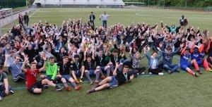 """Schule ohne Rassismus – Schule mit Courage"" – Sportfest der Louis-Lepoix-Schule"